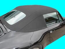 Porsche 911 993 Convertible Top Hood Black Stayfast 1995-1998