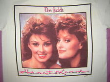 Vintage Concert T-shirt THE JUDDS WYNONNA 87 NEVER WORN NEVER  WASHED