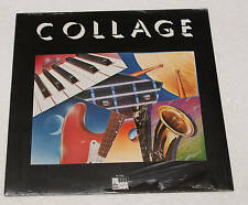 COLLAGE:LP-JAZZ CONTEMPORARY SEALED CONDITION ITALY PRE