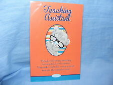 Me To You Bear Teaching Assistant Certificate  New Gift Present G91Q0451 Teacher