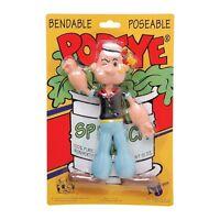 Popeye Bendable figure NJ Croce
