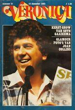 VERONICA 1982 nr. 51 - JOAN COLLINS / SETH GAAIKEMA / ANNETTE VAN TRIGT / TOP 40