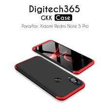 Funda carcasa GKK 3 en 1 completo 360º para Xiaomi Redmi Note 5 Pro