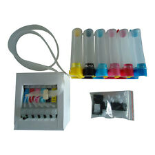 Epson Stylus Photo R220 / R230 CISS Kit Continuous Ink Supply System CISS Set