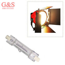 Tungsten lamp Light bulb 800w 220v 3200K for Redhead Light