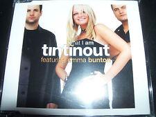 Tin Tin Out Feat Emma Bunton What I Am Australian CD Single