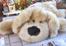 """22"""" cute Dog Stuff Animal With long ears perfect to keep by fireplace or on bed."""
