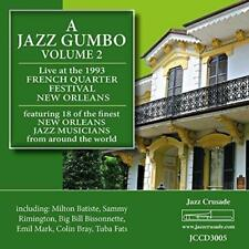 A Jazz Gumbo Volume 2 - Various Artists (NEW CD)