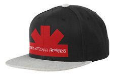 Red Hot Chili Peppers Snapback Cap Asterisk Logo Official Licensed Hat Rock Band