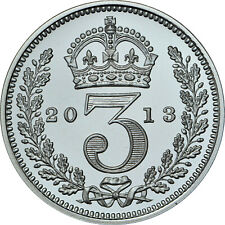 2013 ELIZABETH II MAUNDY 4 COIN SET, NGC MS68 MS69 MS69 MS68