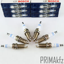 6x BOSCH 0242236510 Zündkerzen FR7NPP332 BMW 1er 3er 5er 6er X3 Z4 Saab 9-3