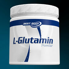 Best Body Nutrition L  Glutamin (51,96 €/kg) Pulver 250g Aminosäuren