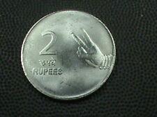 INDIA     2  Rupees    2010  -  B    $ 2.99 maximum shipping in USA