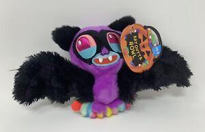 Bark Box Bat Outta Howl Dog Toy Halloween Spiky Ball Crinkle XS-S NEW