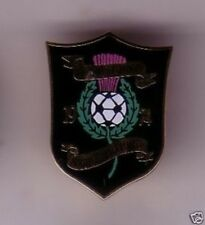 Livingston - lapel badge butterfly fitting