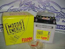 BATERÍA FIAMM MOTOR ENERGY FB14L-A2 GILERA XRT 350 AÑO 1988
