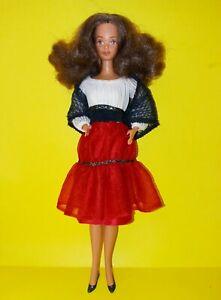 Vintage 1979 Hispanic Barbie-La Muneca Hispanica- HTF Brownette