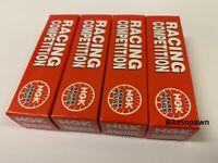4 (Four) Pack New NGK Racing Spark Plugs B9EG #3530