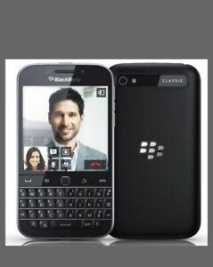 BlackBerry Classic 16GB Smartphone - Black Vodafone