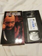 Robert Englund in Dance Macabre VHS MovieHorror