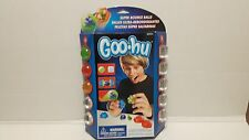 GOO-HU GOO HU SUPER BOUNCE BALLS 2012 NEW IN BOX 46910 DRAGON CYCLOPS KIDS TOY