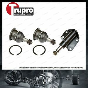 Trupro Steering Suspension Kit for CADILLAC Deville Fleetwood Brougham 1970-76