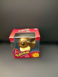 Pokemon Eevee #133 Electronic Voice and tilting head NIB