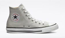 New CONVERSE CHUCK TAYLOR ALL STAR Light Gray High Top Unisex