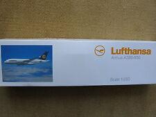 Lufthansa airbus a380-800 1:250 D-AIMA Frankfurt am mi embalaje original!