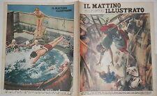 1935 Donne eroiche a Desio Oporto Walt Disney Mussolini a Forli Casa Balilla e
