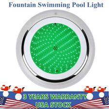 12V Rgb Leds Swimming Pool Light Spa Light Underwater Lamp Stainess Resin filled
