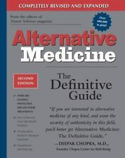 Alternative Medicine : The Definitive Guide by John W. Anderson and Larry Trivi…