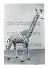 1984 Giraffe Sculpture Felipe Archuleta New Mexico Artist Press Photo
