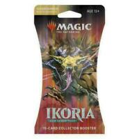 MTG - Magic the Gathering: Ikoria Collector Booster Pack - Sealed New
