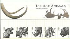GB Presentation Pack 382 Ice Age Animals 2006 10% OFF FOR ANY 5+