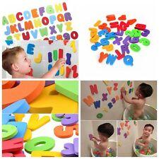 36x Jouet Bain Enfant Bébé Lettre Alphabet Mousse Baignoire Flottant Educatif NF