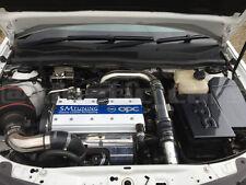OPC Carbon fibre effect battery cover, corsa astra ABS