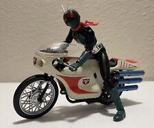 SH Figuarts Kamen Rider Ichigo Original and Cyclone loose Combo Set