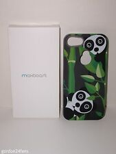 MAXBOOST FUSION PANDA BEARS 5/5S SNAP ON CASE! BRAND NEW IN BOX!!! AMB-D01-APP-F