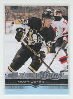 (73954) 2014-15 UPPER DECK YOUNG GUNS SCOTT WILSON #466 RC