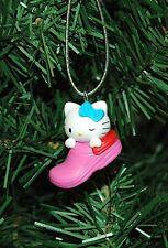 Hello Kitty Fashionable Shoe Christmas Ornament # 13