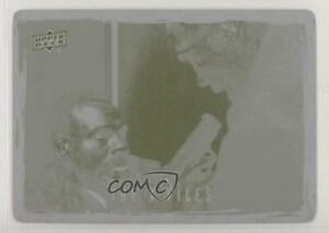 2019 X-Files: UFOs and Aliens Printing Plate Yellow 1/1 End Game Arctic #51 09am