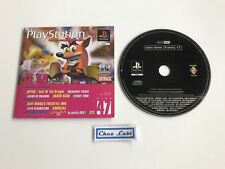 Euro Demo France 47 - Promo - Sony PlayStation PS1 - PAL EUR
