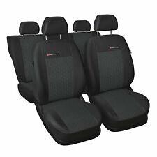 Maß Auto Sitzbezüge Schonbezüge für VW UP 2011-2016 Grau