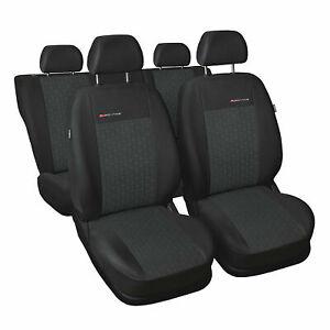 Autositzbezüge Vordersitzbezüge Erjot2010 Maßgefertigt für Skoda Roomster