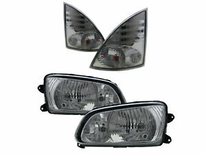 700 2008-ON Truck 2D Clear W/ Corner Lamp Headlight W/ Motor CH V3 for HINO LHD