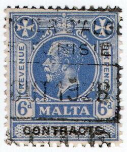 (I.B) Malta Revenue : Contracts 6d