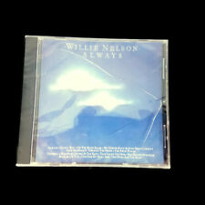 Willie Nelson Always CD New Sealed Jewel Case is Cracked Country Music