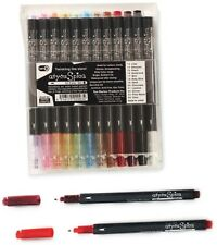 Copic Set B Pastel Glitter Marker Pen (Pack Of 12)