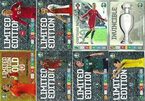 PANINI ADRENALYN XL EURO 2020 CHOOSE YOUR RARE/LIMITED EDITION CARDS FROM LIST
